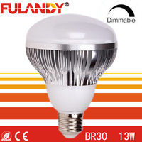 Dimmable13-Watt BR30 Indoor DayLight 7000k Flood LED Light Bulb