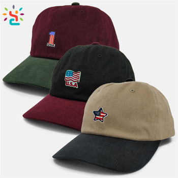 ed20815b798e8 Wholesale unstructured baseball cap high quality dad hat dropshipping mens  denim dad hats daddy cap
