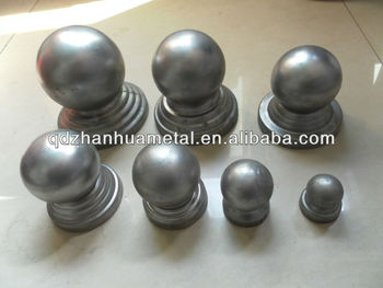 Wrought Iron Hollow Ball For Fence Post Buy Fence