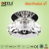 Buy New Halogen Crystal Down Light Clear Color G9 Lamp Holder ...