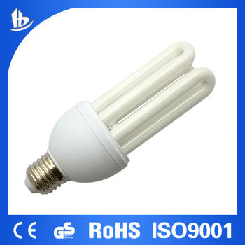 3u Lamp Type B Bulb Cfl