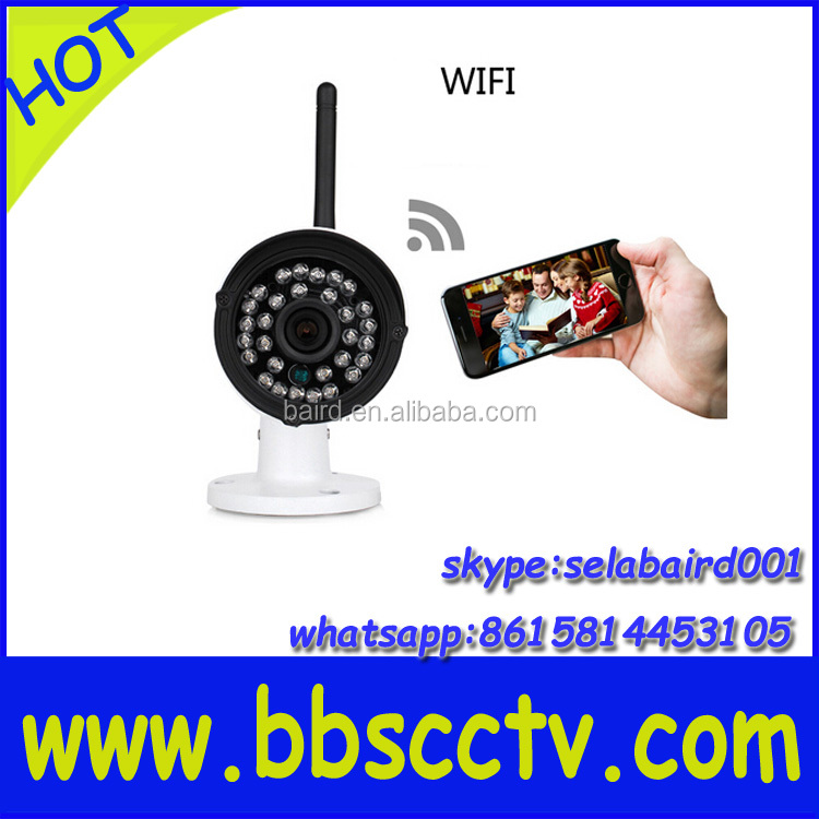 960p weatherproof ip version sd card 32gb outdoor wireless security camera