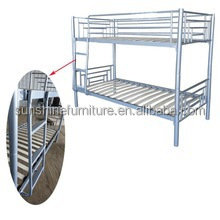 Top Sale Modern Home Furniture Type Metal Bunk Bed Bed Frame Metal