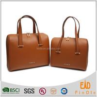 CSS1387-002&CSS1386-002 Latest Design Handbag Set genuine leather women handbag Wholesale Handbag China