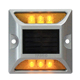 IP68 wireless swareflex tempered abs blink stainless flashing plastic tiger aluminum led glass reflective cateye solar road stud