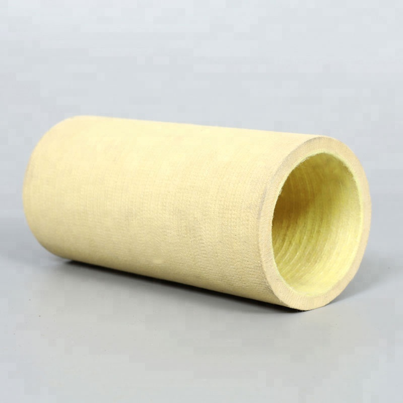 Heat resistant felt fire resistant thermal insulation material