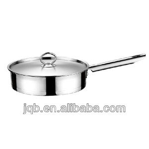 Stainless steel non-stick skillet metal skillet