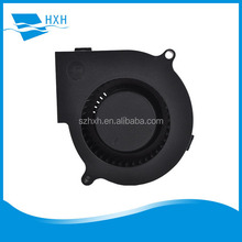 variable speed fan blower 75*75*30mm 75mm fan