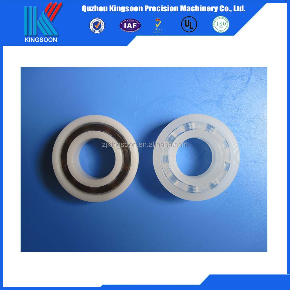 Oem Plastic Bearing And Pom Plastic Ball Bearing