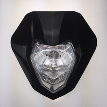 dirt bike head lamp for motorcycle KTM headlight