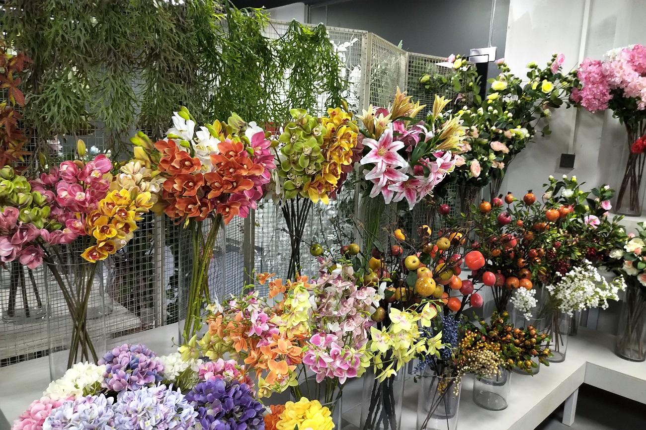 Искусственные цветы в саратове оптом, платью цвета