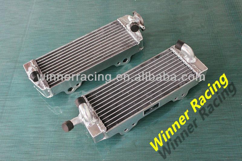 For KTM 400 450 525 SX//MXC//EXC 2003 2004 2005 2006 07 Aluminium Radiator Hose