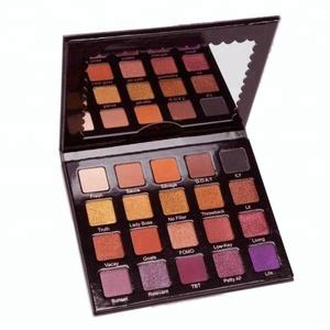 halal makeup brands private label eyeshadow palette