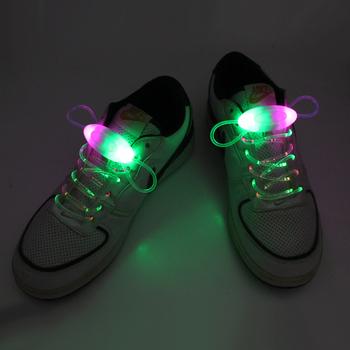 Shoelaces For Christmas.Hot Sale Luminous Led Light Up Pu Shoelaces For Christmas Party Buy Led Shoelace Luminous Led Shoelaces Led Shoelaces With Battery Product On