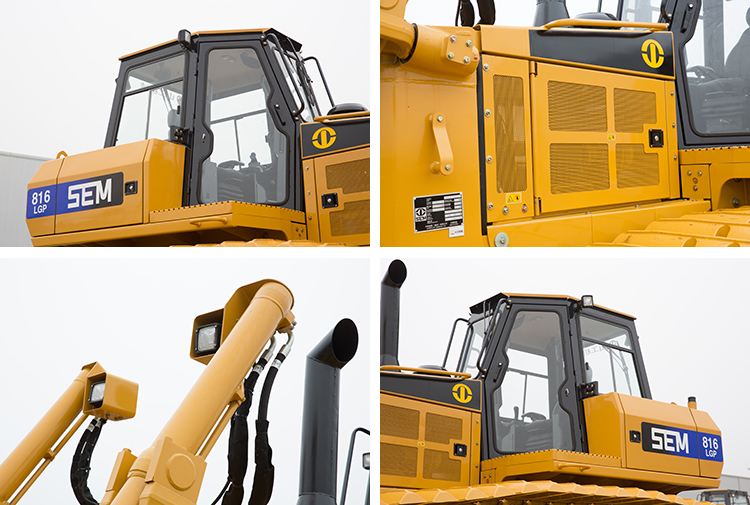 Chinese top quality 160hp 180hp bulldozer for sale