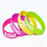 China factory supply make silicone bracelets