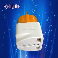 YiWu Euro type world travel plug adapter ac power female adapter germany to usa adapter plug