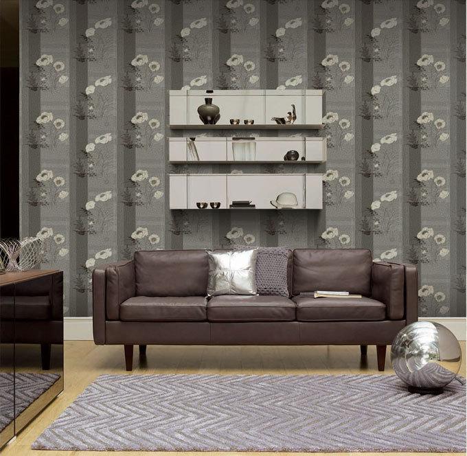 1.06m SONIA PVC wallpaper free sample books for sale stocklot in ...