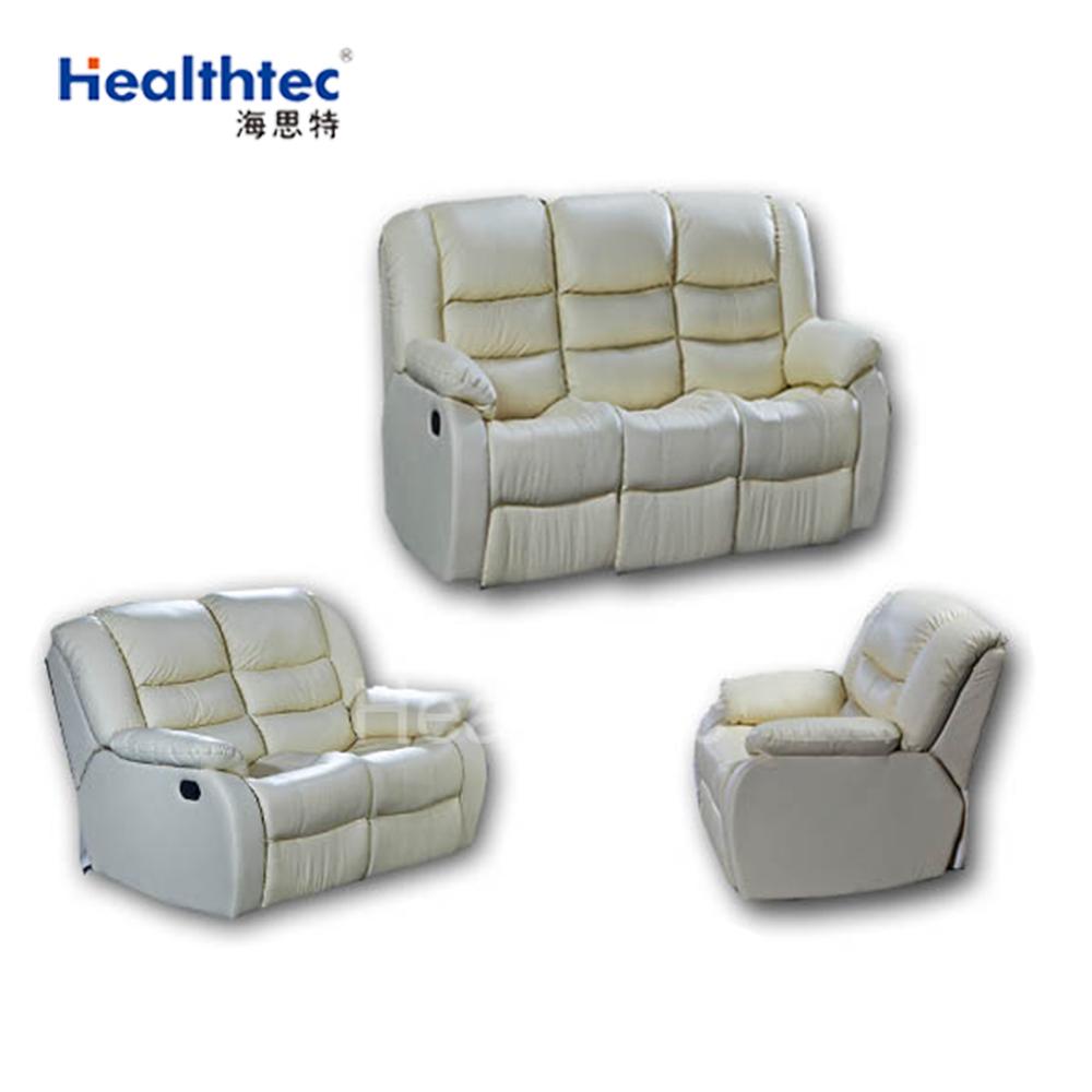 Lazy Boy Sofa Sets: Lazy Boy Manual Leather Recliner Sofa Set