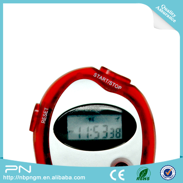 Professional Sports Stopwatch with Hang Rope