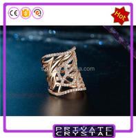 JR0086 - gold plated 925 sterling silver rings jewelry