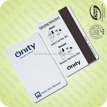 High Quality Hotel Door Lock Card Pvc Rfid Onity Key Cards