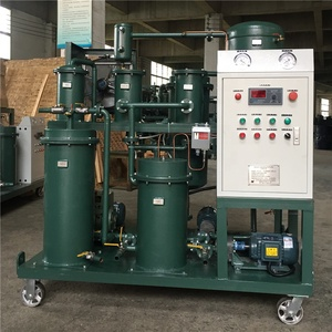 Purify used lubricating oil hydraulic oil regeneration to Extend fluid life and Increase equipment reliability series TYA