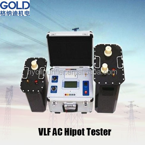 VLF AC Hipot Tester ,AC Voltage Booster
