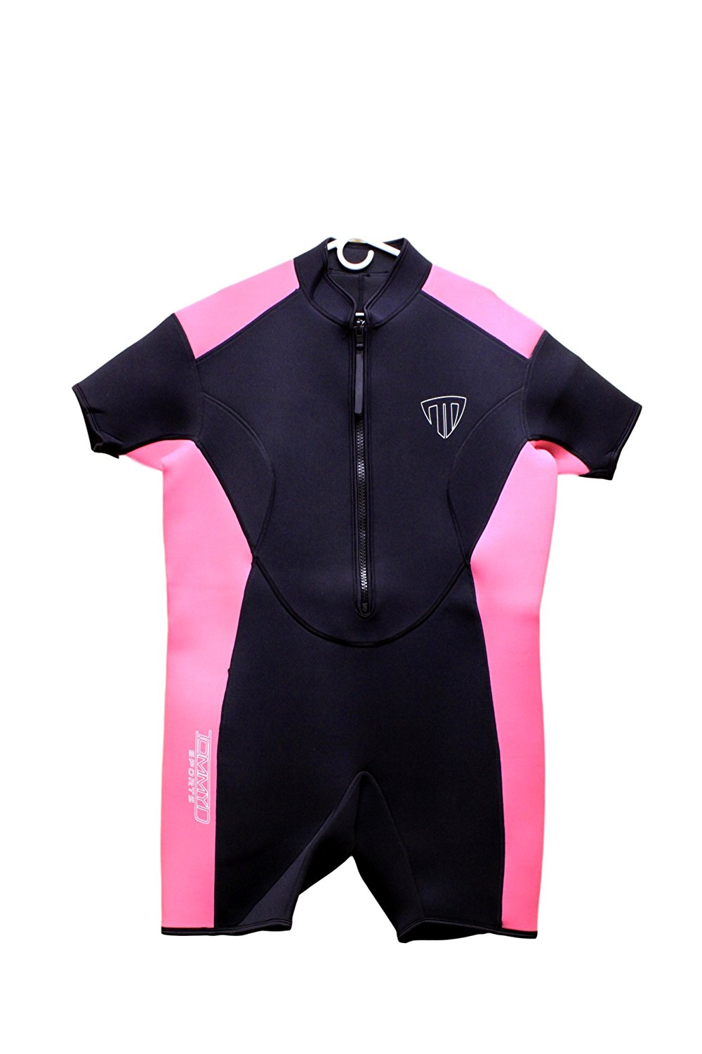 0972160272 Get Quotations · Women s Shorty Wetsuit - Front Zip - 2400