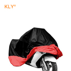 Customized easy carry motorcycle body cover