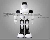 2016 Battery Humanoid Robot Boss With Pc App Motion Control - Buy ...
