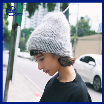 Free Knitting Patterns Beaniemerino Wool Knitted Beanie Hatbeanies