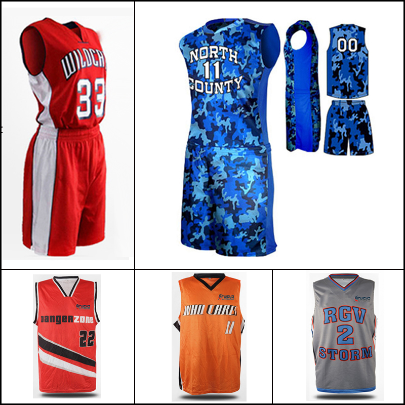 Design A Basketball Uniform 94