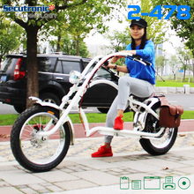 Setro K1 48V 800W 120KG Loading Easy Electric Crank Chopper Bike Elettric Bike Popular in Israel Vietnam Indonesia