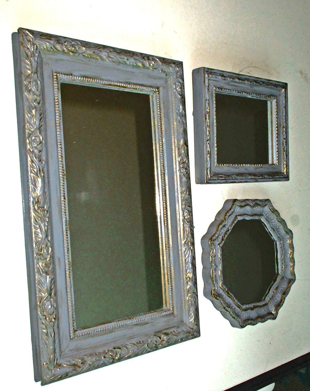 Mirror Wall Decor Set Of Three from sc01.alicdn.com