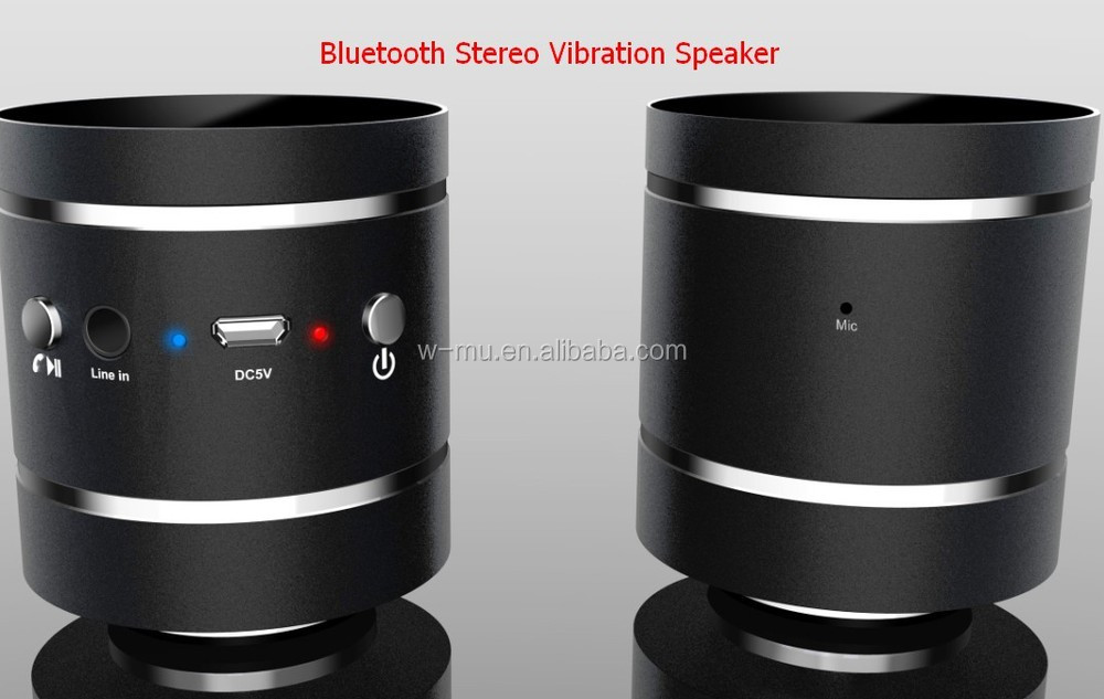 Wow! The New Element Factor Speaker 26W Vibration, Best Microphone Built-in for Hands-free Phone Call