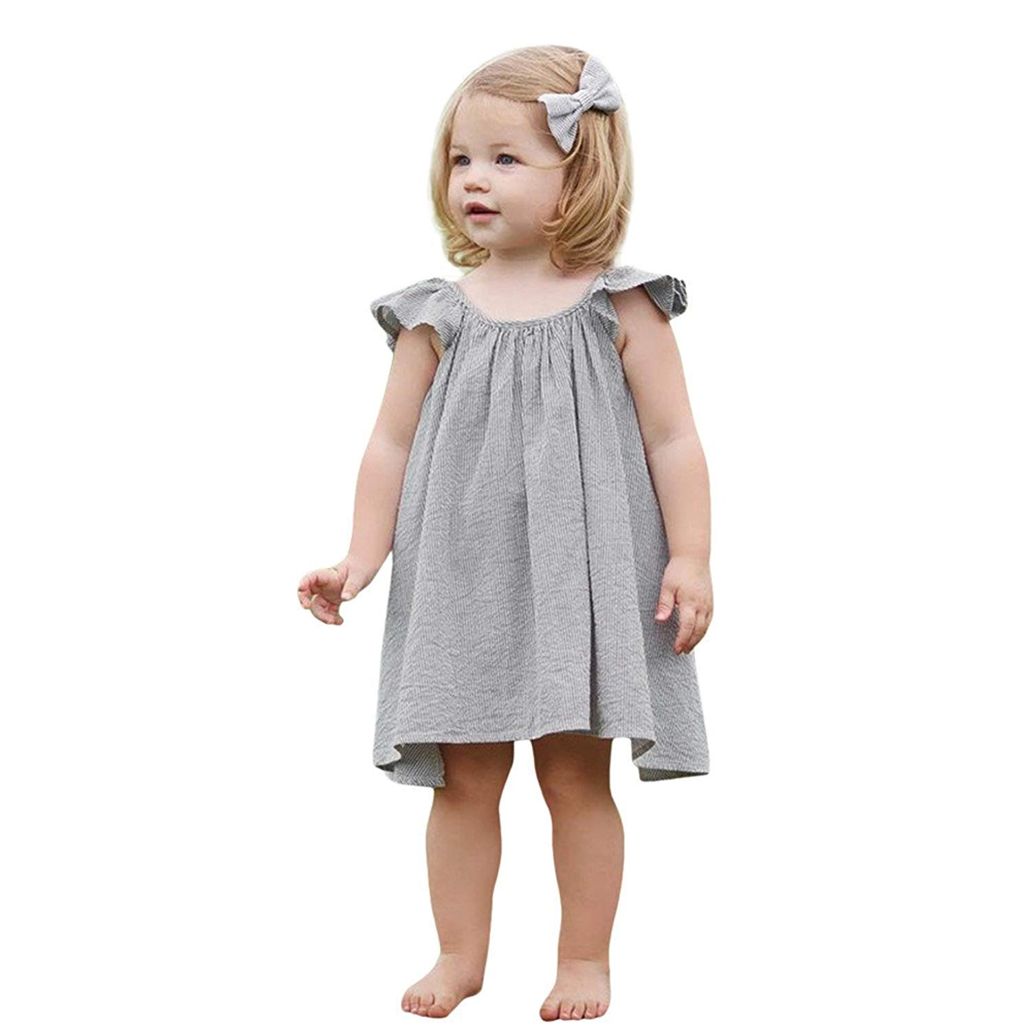 a83e1944fd61 Cheap Baby Girl Beach Dresses