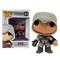 Funko POP Assassins Creed Ezio 21 Games Vinyl Action Figure Model Toy Collection Gift to Children