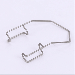 Custom Stainless Steel Wire forming Spring Clips for Industial