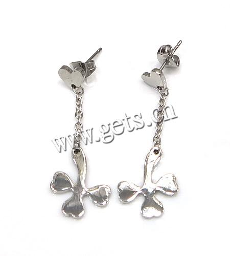 stainless steel surgical steel earring posts