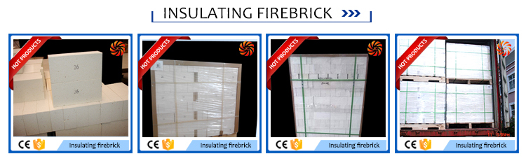 Purity Insulating Firebrick with good stability in high temperature