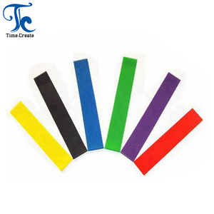 Chinese Credible Supplier Workout Mini Rubber Loop Bands Exercises Resistance Bands With Logo Printing
