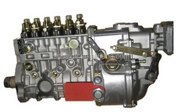how to put 104298-4011 zexel fuel pump on kubota engine