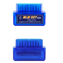 Mini ELM327 V2.1 OBD2 II Bluetooth Diagnostico Dell'automobile Interfaccia <span class=keywords><strong>Auto</strong></span> <span class=keywords><strong>Scanner</strong></span>