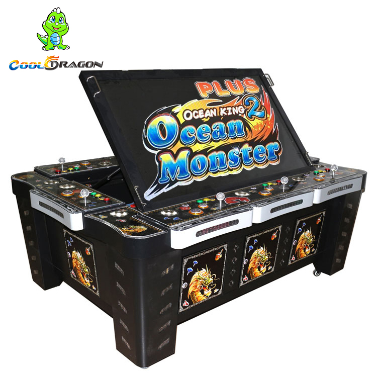 IGS Ocean King 2 Arcade Fish Hunter Game Machines Fish Game Tafel Gokken Machine voor Verkoop