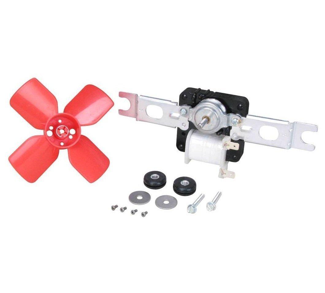 MAYITOP Refrigerator Evaporator Freezer Fan Motor 482731 for Whirlpool Sears Kenmore