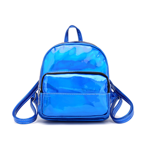 Colorful Hologram Backpack Top Quality Brand School Bag