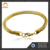 gold jewelry 24k boy and girl bracelet gift items for office pvd coating