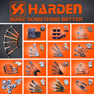HARDEN Hardware Heavy Duty Hand Tools Looking For Distributer/Agent