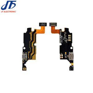 jfphoneparts Microfone Flex Cable USB Charger Charging dock Port Connector Flex Cable Ribbon For Samsung Galaxy Note 1 i717